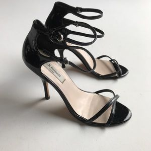 L.K. Bennett Corsage High Heel Sandals Stilettos